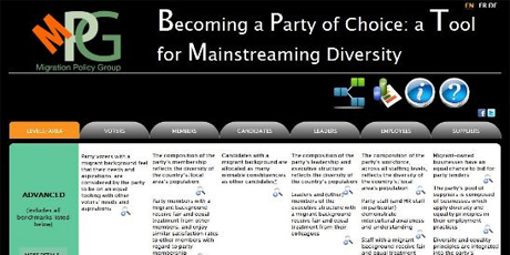 Becoming a Party of Choice: A Tool for Mainstreaming Diversity