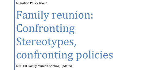 Family Reunion Policy Briefings